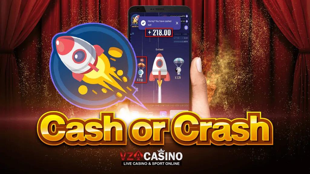 Cash or Crash-เกมคาสิโน