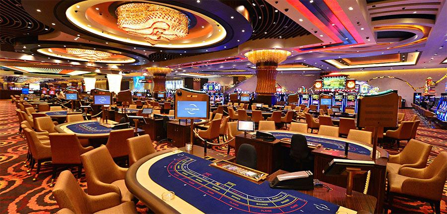 Land based casino-ห้องเดิมพัน