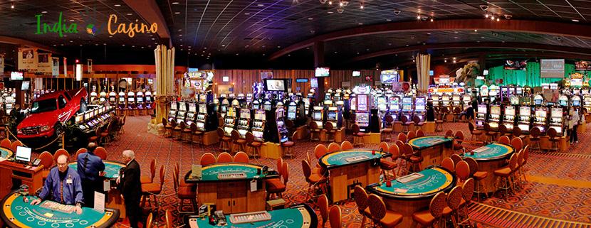 Land based casino-ตู้สล็อต