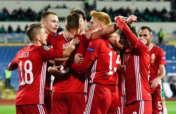 ฮังการี-ทีมแรก