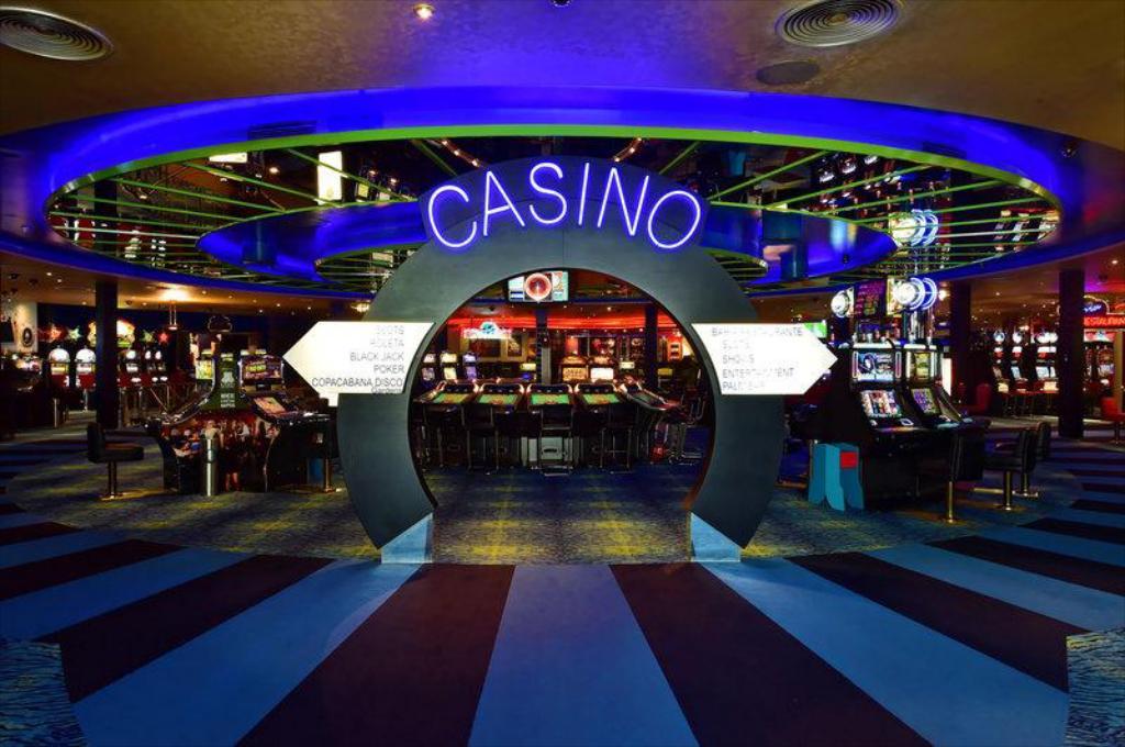 Land based casino-ทางเข้า